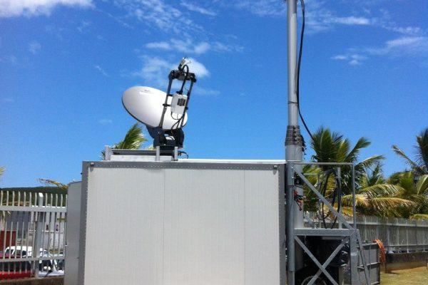 VSAT – OPT-3G Mobile RBS