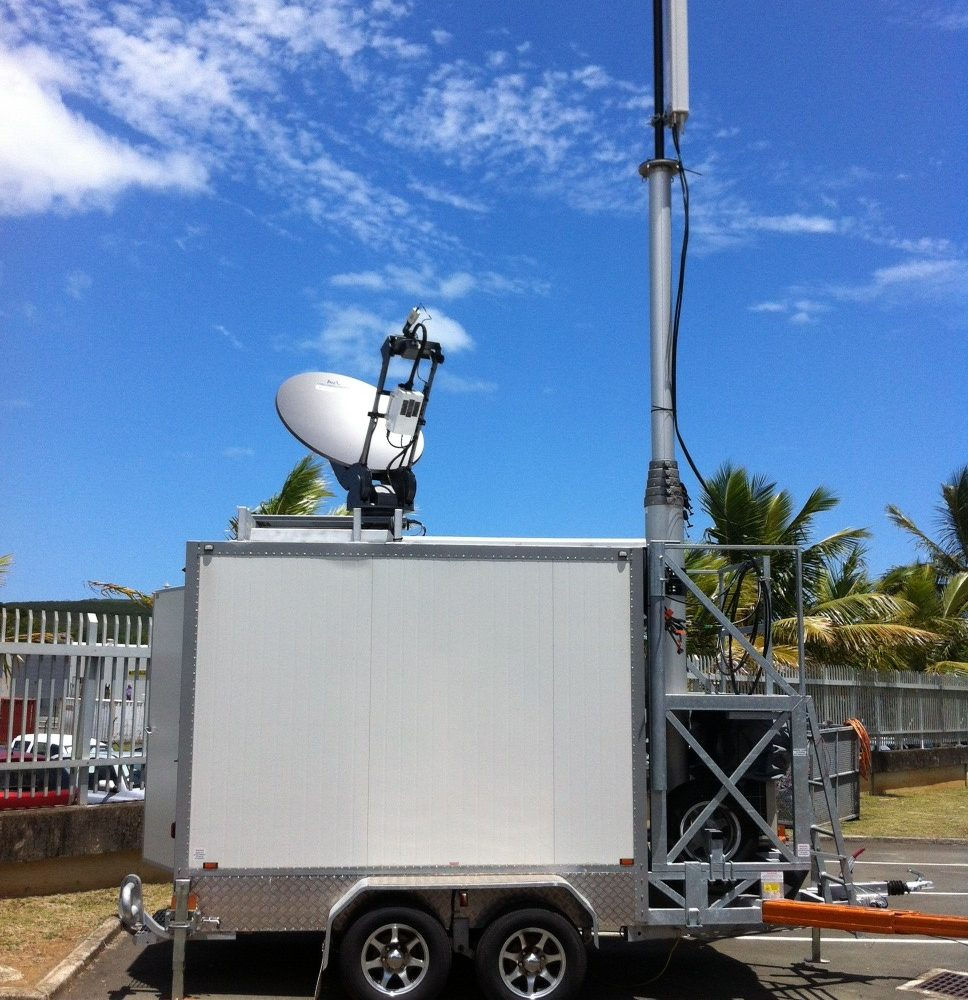 VSAT – OPT-3G Mobile RBS