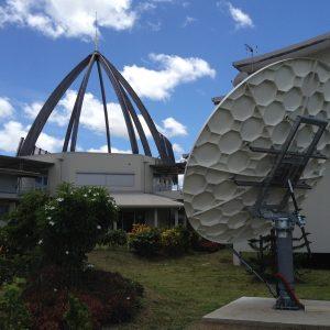 Diffusion satellite NCTV